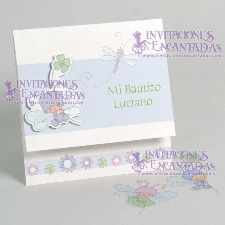 Invitación Bautizo Creative 011