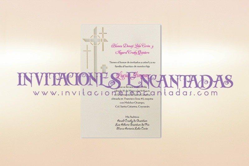 Invitación Corte Laser Religiosa 09B