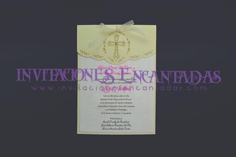 Invitación Corte Laser Religiosa 04B