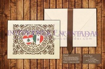 Invitación Italy 07