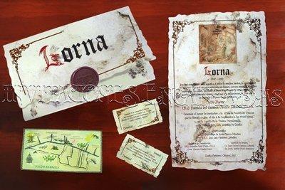 Invitación Medieval 17