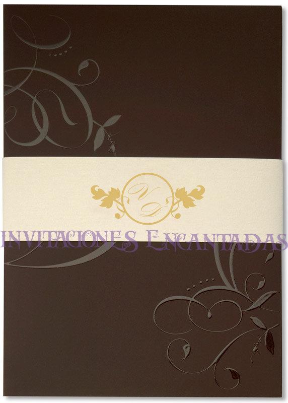 Invitación Bamboo  06