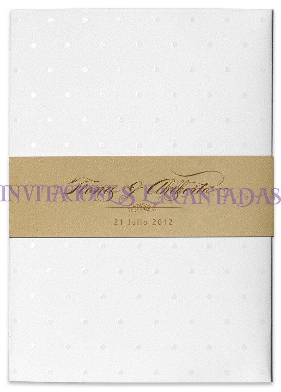 Invitación Bamboo  14
