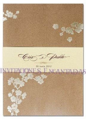 Invitación Bamboo  18