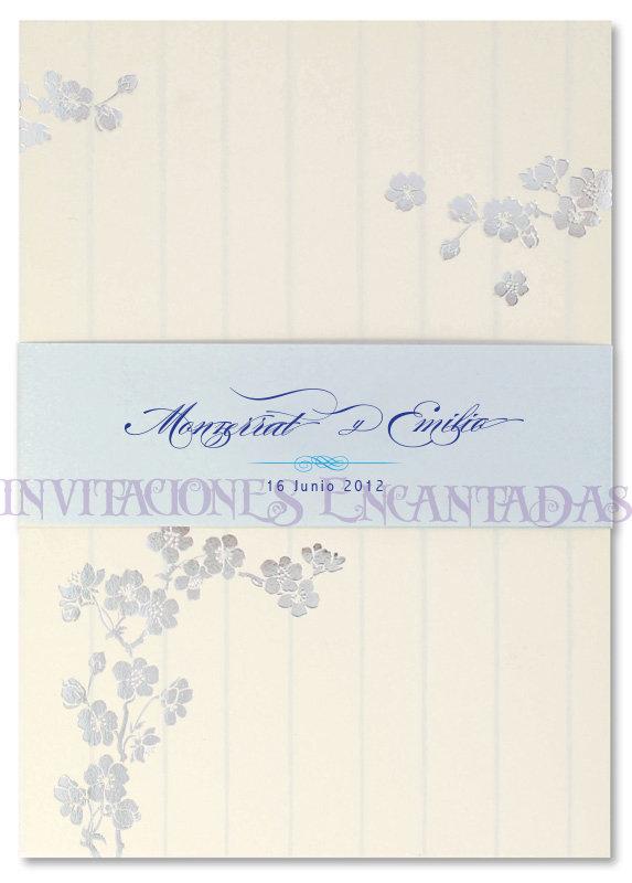 Invitación Bamboo  19
