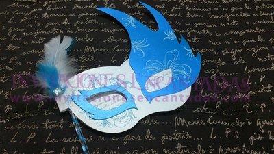 Máscara Veneciana 01 Carnaval
