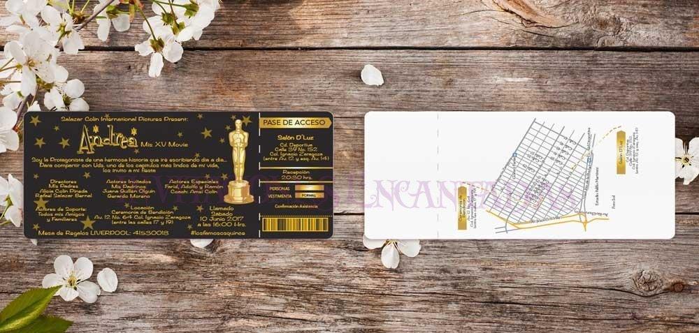 Invitación Tck 07