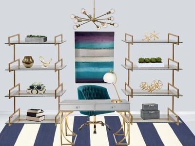E-Design Home Office