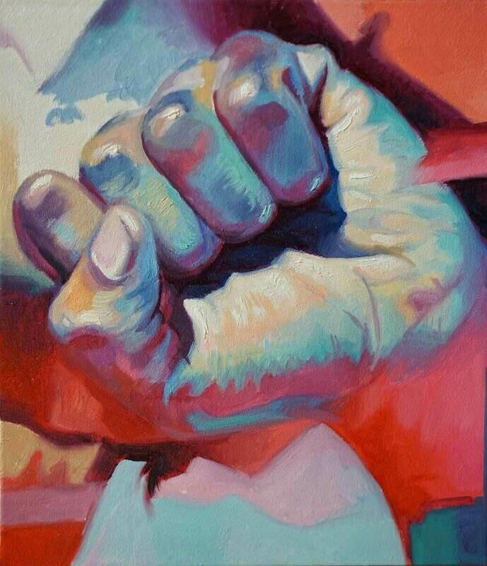 Hand #1 -