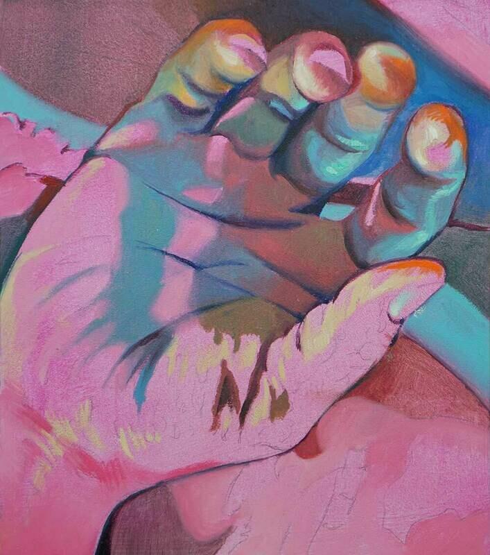 Hand #4 -
