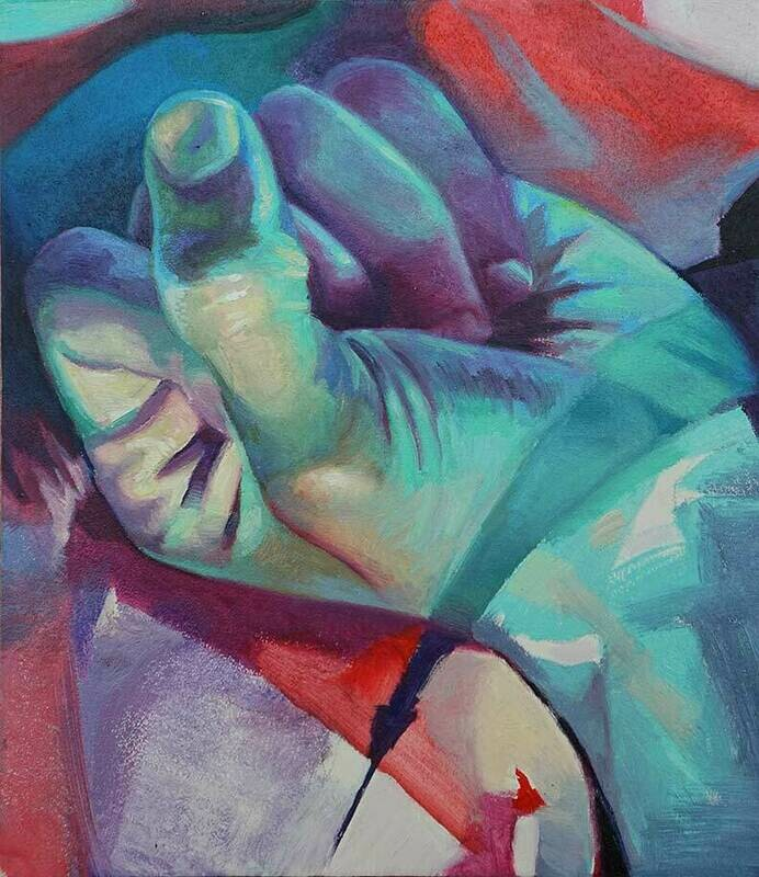 Hand #3 -