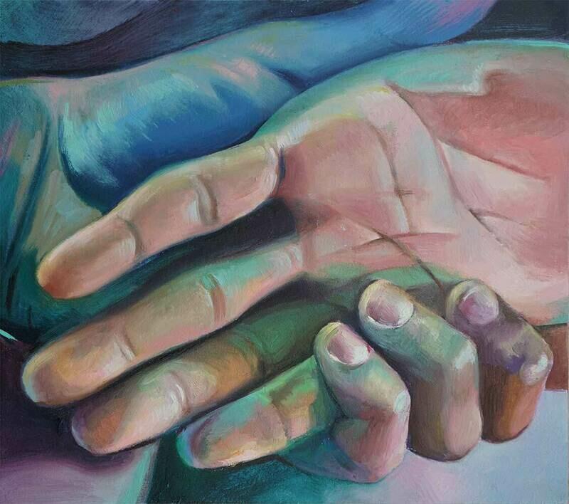 Hand #6 -