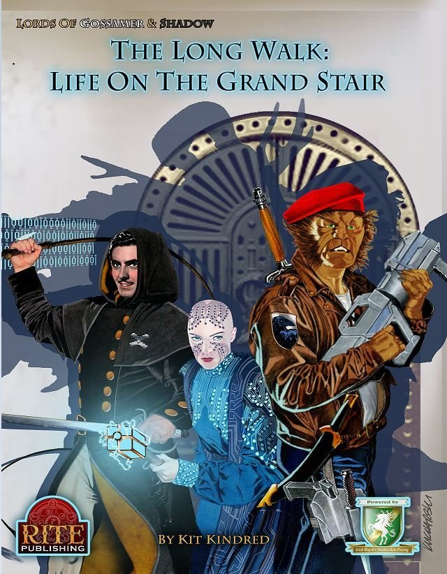 The Long Walk: Life on the Grand Stair (Diceless)