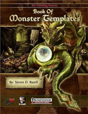 Book of Monster Templates(PFRPG)