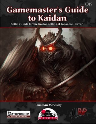 Game Master's Guide to Kaidan (PFRPG)