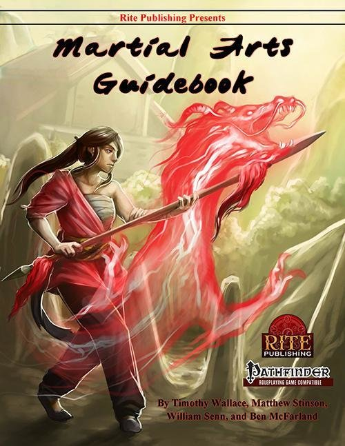Martial Arts Guidebook (PFRPG)