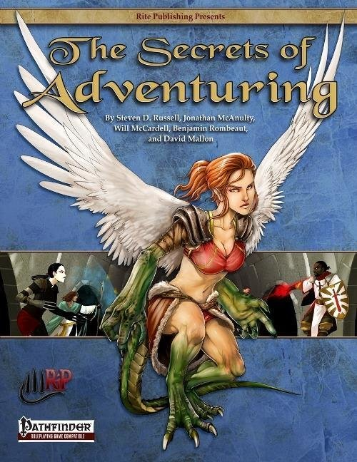 The Secrets of Adventuring (PFRPG)