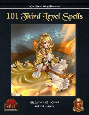 101 3rd Level Spells (5e)