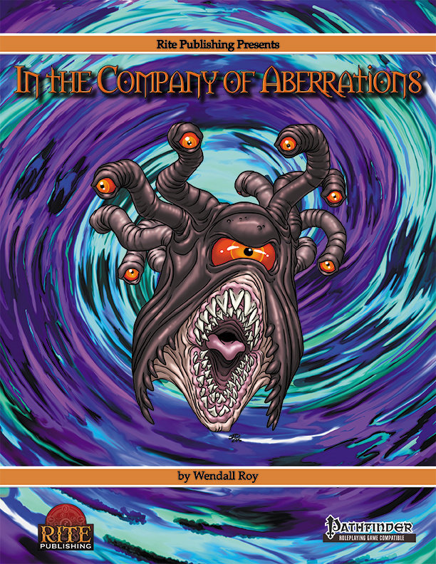 In the Company of Aberrations (PFRPG)