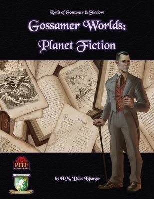 Gossamer Worlds: Planet Fiction (Diceless)