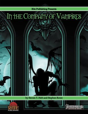 In the Company of Vampires (PFRPG)