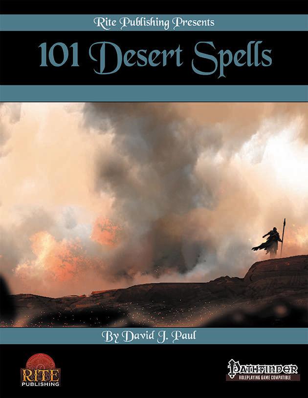 101 Desert Spells (PFRPG)