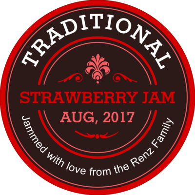 Traditional Strawberry