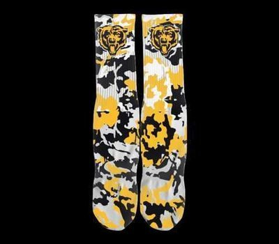 NV Bears Camo Socks