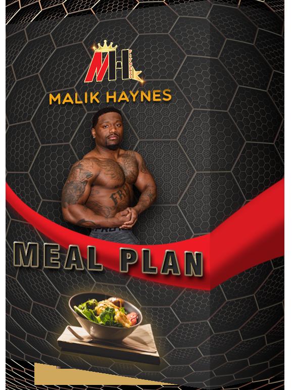 8 Weeks Meal Plan