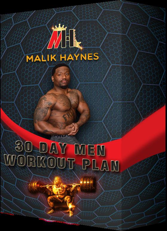 30 Day Men Workout Plan