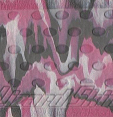 Pink Camo Lizard Skin
