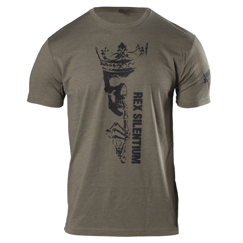 Silent Rex LOGO T-Shirts