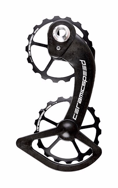 Ceramicspeed The Oversized Pulley Wheel (OSPW System)