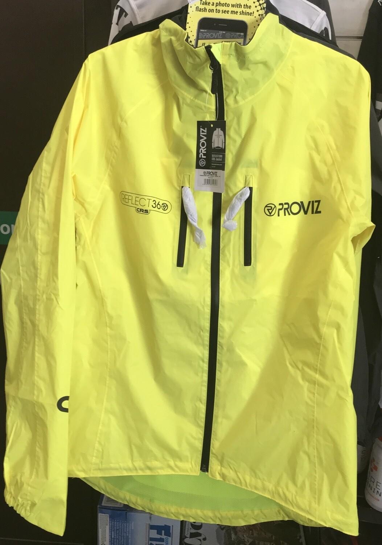 Proviz Refect 360 CRS Jacket Yellow - Medium