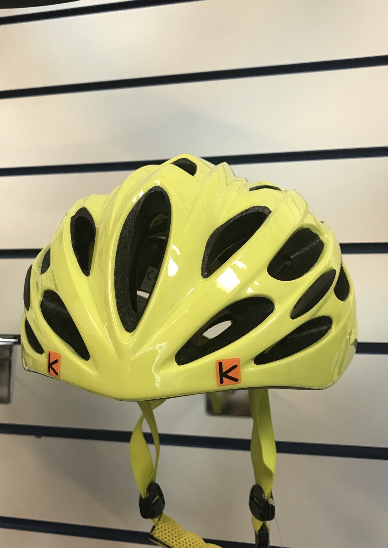 Funkier Subra Road Leisure Helmet Neon Yellow 55-58cm