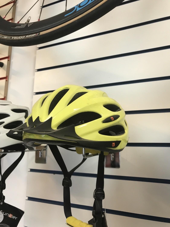 Funkier Kursa Leisure Helmet Neon Yellow 55-58cm