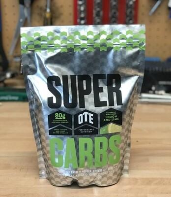 OTE Super Carbs Drink 850g Lemon & Lime