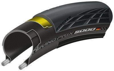 Continental GP5000 Clincher Folding Tyre