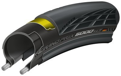Continental GP5000 Road Race Tubeless (Folding)