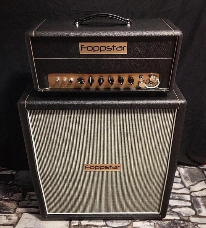 Foppstar IRIS 45/50 Watt Head *(Discontinued)