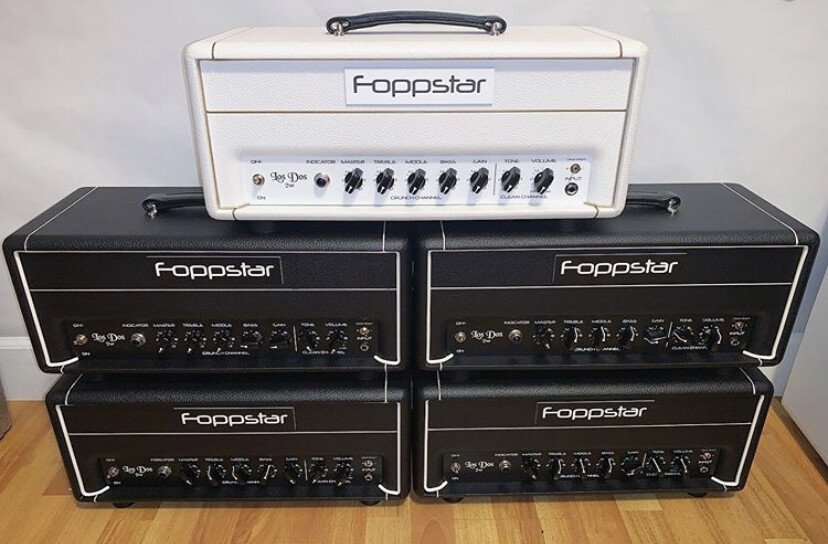 Foppstar Los Dos MkI- Head *(Discontinued)