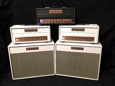 Foppstar JL-18 London 15/18 Watt Head *(Discontinued)