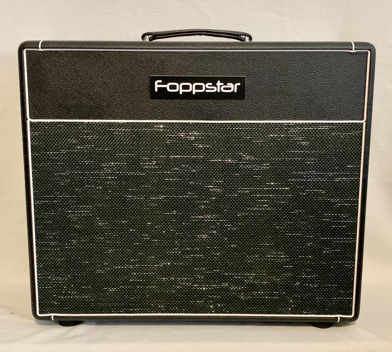 "Foppstar ""Midnight Edition"" 2x10 Speaker Cabinet"