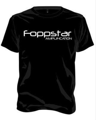 Foppstar Name Logo Shirt (Discontinued)