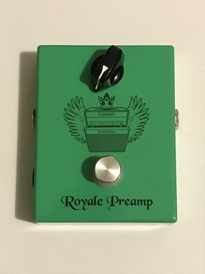 Foppstar Royale Preamp *(Discontinued)
