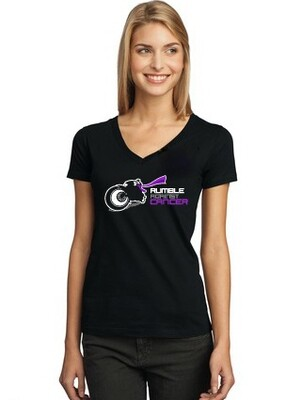 Ladies V-neck shirt