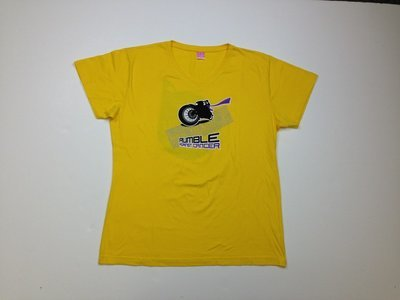 Yeller Rumble Shirt