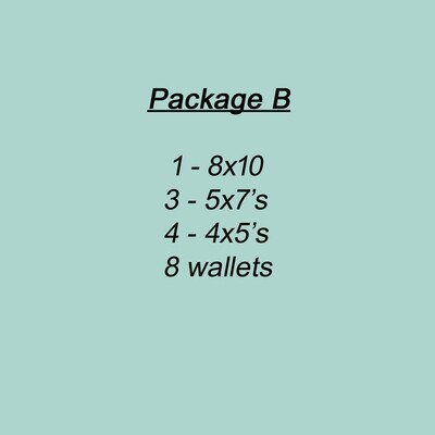 Fall Package B