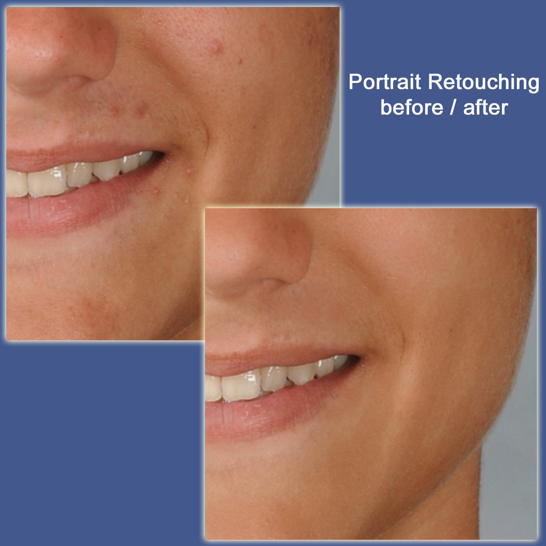 Facial Retouching