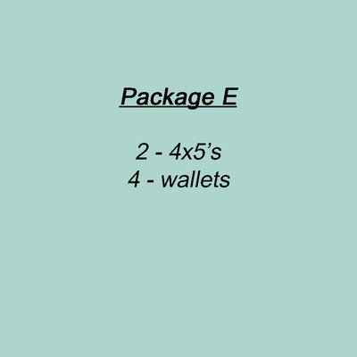 Fall Package E